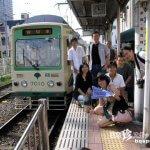 電車貸し切りでオフ会開催「都電荒川線・路面電車」【東京】