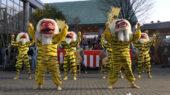 激萌え!きぐるみ男子中学生が踊る「鵺ばらい祭り(ぬえばらいまつり)」【静岡】