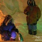 マイナス30度の極寒に震えが止まらない「アイスワールド」【神奈川】