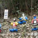 コンクリ像と鬼のミイラ「桃太郎神社」【愛知】