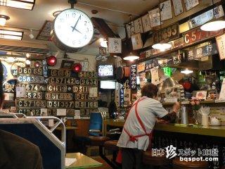 (移転)鉄ちゃんの夢とロマンの鉄道カレー「ナイアガラ」【東京】