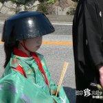 鍋をかぶった美少女小学生に萌えまくり!「鍋冠祭」【滋賀】