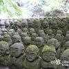 ほんわかほのぼの、1200の手作り羅漢「愛宕念仏寺」【京都】