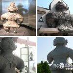 しゃこちゃんを追え!「木造駅・亀ケ岡遺跡・縄文館・カルコ」【青森】
