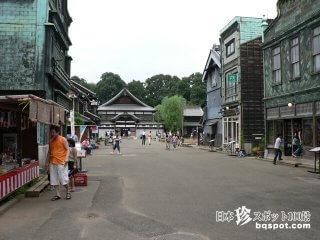古き好き時代の下町へタイムスリップ「江戸東京たてもの園」【東京】