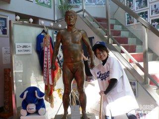 三冠王のオレ流ワールド全開博物館「落合博満野球記念館」【和歌山】