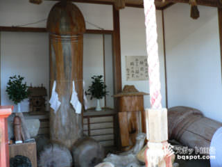 エロティック秘仏と女陰男根ご神体「歓喜神社・白浜美術館」【和歌山】