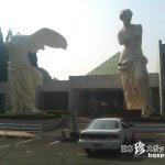展示作品すべてがレプリカの美術館「ルーブル彫刻美術館」【三重】