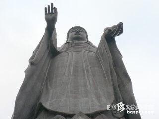 ギネス認定! 身長120mの世界一の巨大大仏「牛久大仏」【茨城】