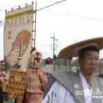 超リアル過ぎる男根のぼり「田縣神社豊年祭 2007」【愛知】