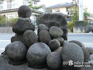 謎のオーパーツ? 山梨の奇妙な石球群信仰「丸石神」【山梨】