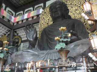天皇と呼ばれた大実業家による夢の寺院「越前大仏・清大寺」【福井】