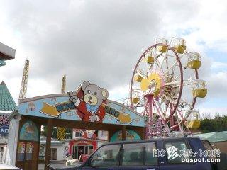 営業中なのに廃墟化している遊園地「ワンダーランド」【福井】