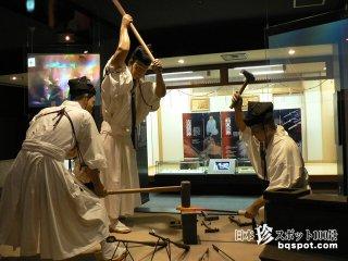 匠の技! 刀の歴史から現代の刃物製品まで「関鍛冶伝承館」【岐阜】