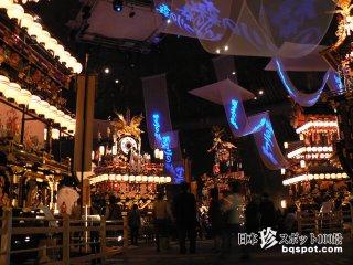 高山祭がテーマの超豪華な地中式博物館「飛騨高山まつりの森」【岐阜】