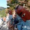 ヘタウマ人形の大蛇退治「大矢田ひんここ祭り」【岐阜】