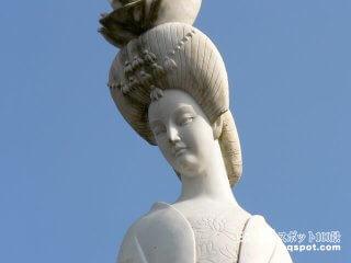 美女・楊貴妃は日本に渡っていた!?「楊貴妃の墓・二尊院」【山口】