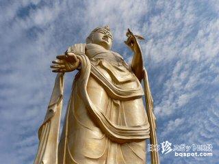 (閉鎖)さらば黄金の仏教テーマパーク「長崎西海楽園」【長崎】