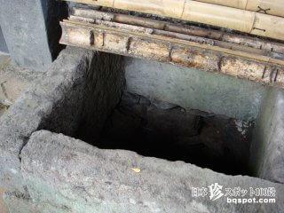 キリシタンの脱出地下道か?「春徳寺の切利支丹井戸」【長崎】