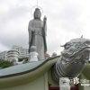亀に乗った観音様とフーコーの振り子があるお寺「福済寺」【長崎】