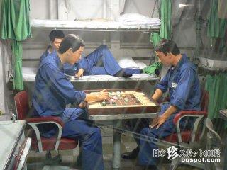 南極調査団を超リアルマネキンで再現「南極観測船ふじ」【愛知】