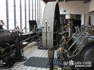 迫力の蒸気機関「トヨタテクノミュージアム・産業技術記念館」【愛知】