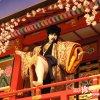 江戸時代の芝居小屋をリアルな人形で再現「高浜茶屋吉貴」【愛知】