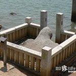 神武東征伝説の証拠!?「亀石(かめいわ)神社」【岡山】