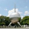 ロケットに球体!? SFチックな塔「冥応寺・水子供養塔」【大阪】