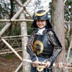 本物の甲冑を着て武将になろう!「箱根武士の里美術館」【神奈川】