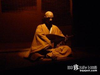 平家物語を300体の蝋人形で再現!「平家物語歴史館」【香川】