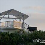宮古島の珍モニュメント6「展望台の宮古牛(インギャーマリンガーデン)」【宮古島】