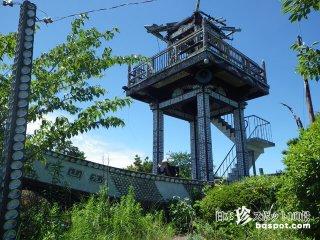 (再訪)貝殻で作られたセルフビルド神社「貝がら公園」【愛知】
