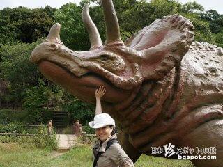 恐竜世界&サファリ探検っぽい撮影スポット「森林公園」【和歌山】