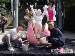 よみがえれ! 浅野祥雲作品「桃太郎神社再生プロジェクト」【愛知】