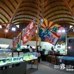 (休館)漁師さんが作るほのぼの手作り水族館「モラスコむぎ」【徳島】