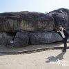 飛鳥の超有名スポットと蘇我氏の関係「飛鳥奇石群(5)石舞台古墳」【奈良】