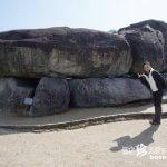 蘇我馬子の墓? 不思議な巨石「飛鳥奇石群(5)石舞台古墳」【奈良】