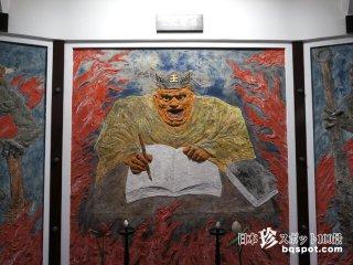 ミケランジェロやロダンに対比する東洋一の傑作?「霊山寺」【奈良】