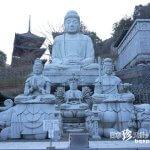 超カオス! インド石像いっぱいの混沌境内「壺阪寺」【奈良】
