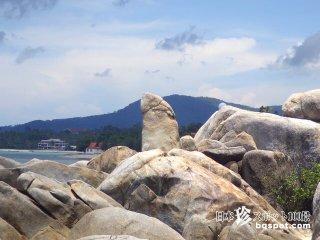 サムイ島のチンコ&マンコ岩「ヒン・タ&ヒン・ヤイ」【タイ】