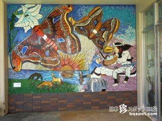 いろいろ不憫……世界一巨大な蛾「アヤミハビル館」【与那国島】
