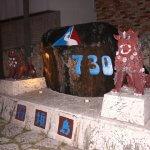 わずか8時間で右側通行から左側通行へ「730記念碑」【石垣島】