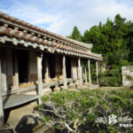 古き良き時代の沖縄の家と豚舎のトイレ「上江洲家」【久米島】