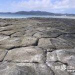 自然が作った芸術! 世にも不思議な光景が広がる「畳石」【奥武島】
