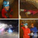 青く輝く洞窟の地底湖を目指せ「ケイビングツアーCiao」【岐阜】