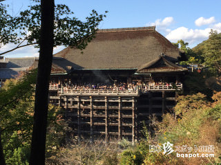 飛べば大願成就、新世界七不思議の最終候補地「清水の舞台」【京都】