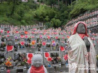 14000体の地蔵が胸に迫る、水子供養発祥の寺「地蔵寺」【埼玉】