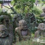 まさにフリーダム! 手作り感あふれる羅漢像「定福院」【埼玉】