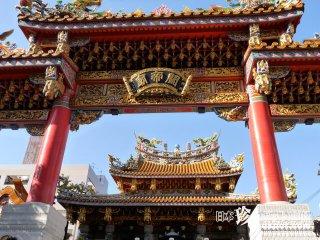 不死鳥のごとく何度も蘇った関帝廟「横浜中華街・関帝廟」【神奈川】